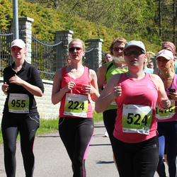 SEB 27. Maijooks - Liisa Martma (224), Kadi Niggulis (524), Berta Tiikoja (955)