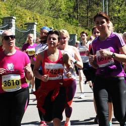 SEB 27. Maijooks - Laura Kaljula (3610), Marija KirjuŠEtŠKina (6672), Anˇela Tumanova (7421)