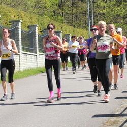 SEB 27. Maijooks - Annika Sorokin (2702), Kristel Pähn (5127), Hede Leppik (6577)