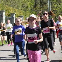 SEB 27. Maijooks - Maria Palts (3490), Anni Rahuvarm (5223), Marge Tooming-Pullisaar (5855)