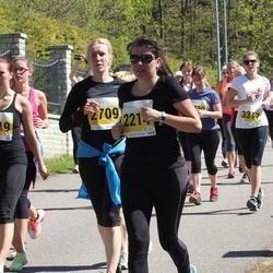 SEB 27. Maijooks - Annika Armipaik-Nukki (2214), Margit Tooming (2709), Janeli Eiert (3019)
