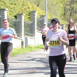 SEB 27. Maijooks - Kathleen Naglee (2715), Agnes Altküla (6316)