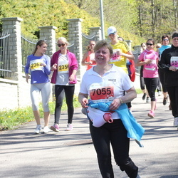 SEB 27. Maijooks - Helen Hõbemägi (5149), Olga Zabnina (7055)