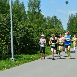Olümpiajooks - Annika Vaher (113), Rauno Kaiv (223)