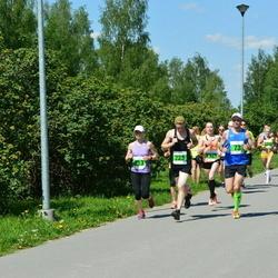 Olümpiajooks - Silver Vürmer (73), Annika Vaher (113), Rauno Kaiv (223)