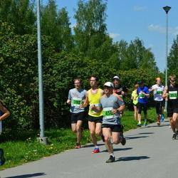 Olümpiajooks - Kaspar Aarna (192), Armin Angerjärv (338), Jaan Raudsepp (458)