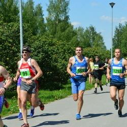 Olümpiajooks - Alec Nyiri (99), Raul Kangur (230), Aarne Nirk (955), Risto Kaljund (1297)