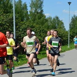 Olümpiajooks - Raul Rosenvald (300), Aleksei Tereštšenkov (698), Artur Kuzmin (885)
