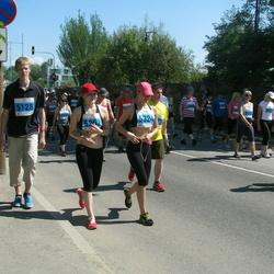 Olümpiajooks - Andre Kägra (5128), Grete Eliise Põldma (5262), Lola Sõukand (5324)