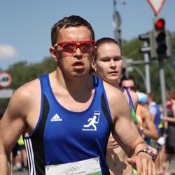 Olümpiajooks - Andre Abner (1098)