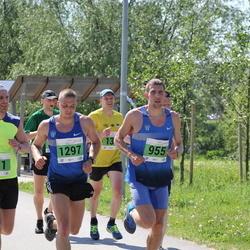 Olümpiajooks - Villu Kask (231), Aarne Nirk (955), Risto Kaljund (1297)