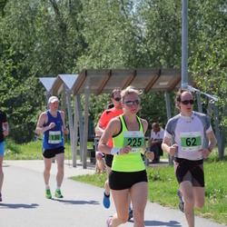Olümpiajooks - Urmo Kask (62), Brit Rammul (225)