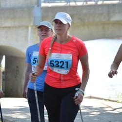 Olümpiajooks - Anna Semenas (5293), Kristel Angerjärv (5321)
