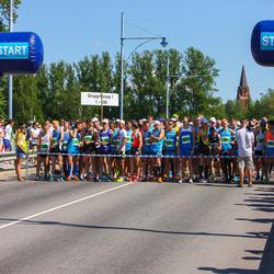 Olümpiajooks - Ilja Nikolajev (3), Andrus Lein (9), Kaupo Sasmin (10), Ülari Kais (26), Ralf Lipp (28), Argo Jõesoo (31), Marti Medar (39), Bert Tippi (402)