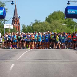 Olümpiajooks - Roman Fosti (1), Sergei Tserepannikov (2), Ilja Nikolajev (3), Evelin Talts (7), Andrus Lein (9), Kaupo Sasmin (10), Ahto Jakson (38), Bert Tippi (402), Tiidrek Nurme (799)