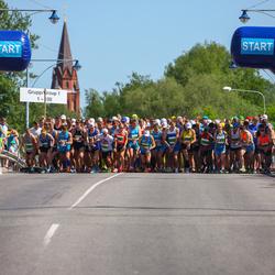 Olümpiajooks - Evelin Talts (7), Rait Ratasepp (17), Ralf Lipp (28), Ahto Jakson (38), Bert Tippi (402), Tiidrek Nurme (799)