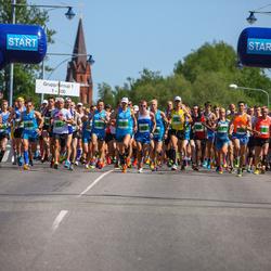 Olümpiajooks - Roman Fosti (1), Sergei Tserepannikov (2), Evelin Talts (7), Dmitri Aristov (8), Andrus Lein (9), Rait Ratasepp (17), Ülari Kais (26), Ralf Lipp (28), Bert Tippi (402)