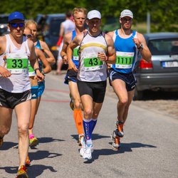 Olümpiajooks - Andi Linn (33), Allar Kivil (43), Siim Sellis (1111)