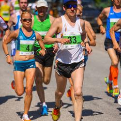 Olümpiajooks - Leila Luik (4), Andi Linn (33)