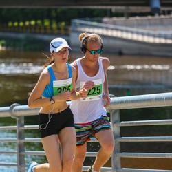 Olümpiajooks - Brit Rammul (225), Sjuzana Solonenkova (395)