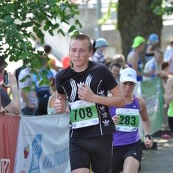 Olümpiajooks - Kadri Jägel (283), Robin Marcinkevicz (708)