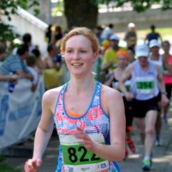 Olümpiajooks - Annika Adoberg (822)