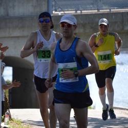 Olümpiajooks - Andi Linn (33), Madis Rouhijainen (106)