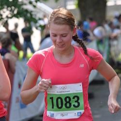Olümpiajooks - Berit Rohtjärv (1083)
