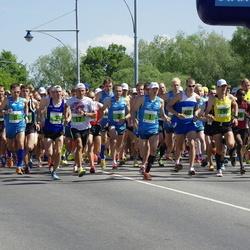 Olümpiajooks - Roman Fosti (1), Sergei Tserepannikov (2), Ilja Nikolajev (3), Dmitri Aristov (8), Rait Ratasepp (17), Mart Andresson (35), Bert Tippi (402), Tiidrek Nurme (799)
