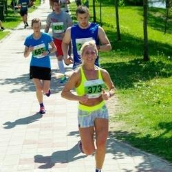 Olümpiajooks - Andra Puusepp (373), Maret Volens (685)