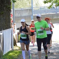 Olümpiajooks - Ago Arro (194), Mari-Liis Puusalu (444)