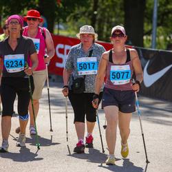 Olümpiajooks - Linda Koosel (5017), Annika Sokk (5077), Reet Linna (5234)