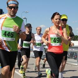Olümpiajooks - Kristin Männik (49), Björn Puna (446)
