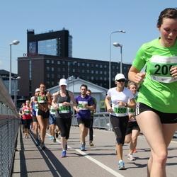 Olümpiajooks - Birgit Lillestik (209)