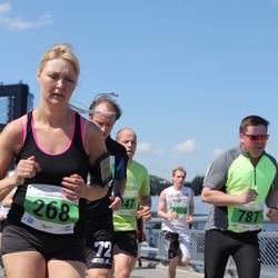 Olümpiajooks - Birgit Lausing (268), Hargo Arulaane (787)