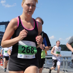 Olümpiajooks - Birgit Lausing (268)