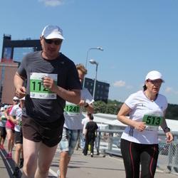 Olümpiajooks - Helle Persitski (513), Agur Ostrak (1121)