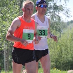 Olümpiajooks - Andrus Lein (9), Andi Linn (33)