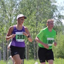 Olümpiajooks - Taivo Kask (60), Kadri Jägel (283)