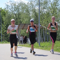 Olümpiajooks - Evelin Toots (1239), Annika Kinna (5166)