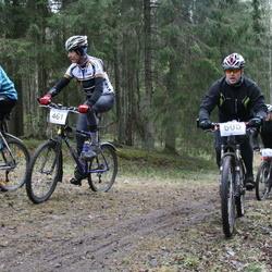 14. Mulgi Rattamaraton - Peeter Hagen (461), Andi Maasalu (605), Jüri Järv (800)