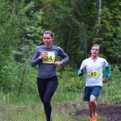1. Otepää jooksutuur - Helin Pungas (84)