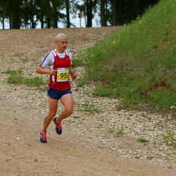 1. Otepää jooksutuur - Rauno Reinart (95)