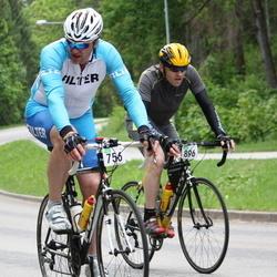 SEB 33. Tartu Rattaralli - Hannes Hermaküla (756), Ahti Bleive (896)