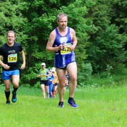 1. Otepää jooksutuur - Marko Kolk (42), Gunnar Ülper (126)