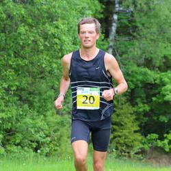 1. Otepää jooksutuur - Sander Hannus (20)