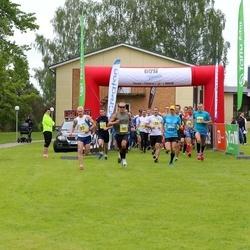1. Otepää jooksutuur - Rait Ratasepp (90), Rauno Reinart (95)