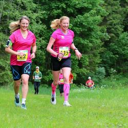1. Otepää jooksutuur - Signe Haug (22), Annika Veimer (115)