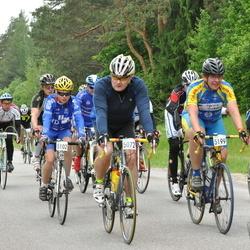 SEB 33. Tartu Rattaralli - Aaro Kaasik (5072), Alari-Fred Liik (5102), Randel Kreitsberg (5199)