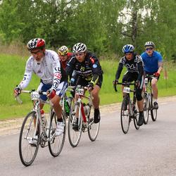 SEB 33. Tartu Rattaralli - Raido Haugas (5184), Artur Maljukov (5192), August Retsä (5352)